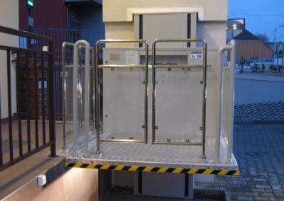 Platforma Erigo-C